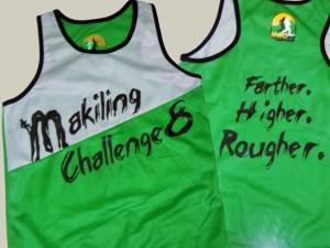Makiling Challenge 8 singlets