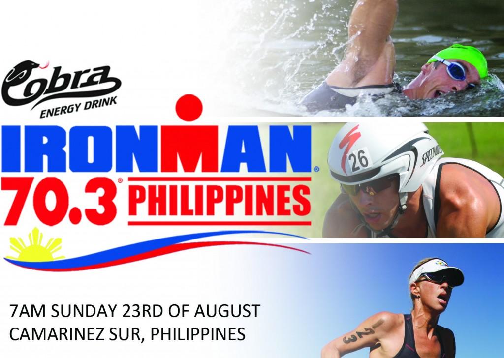 ironman 70.3 Philippines Camarines Sur
