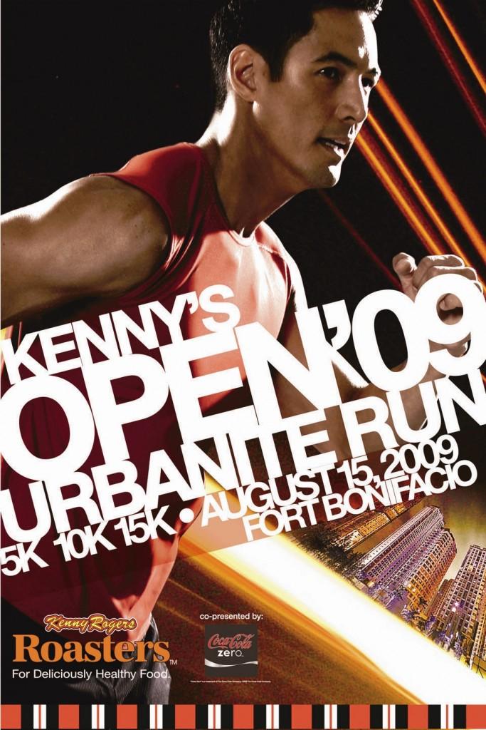 Kenny's Open '09 Urbanite Run
