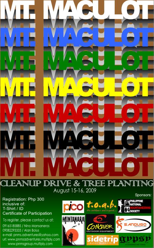mt maculot climbing