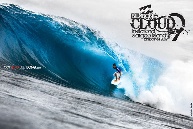 Billabong Cloud 9 Invitational Siargao 2009