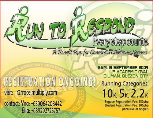 Run to Respond Race