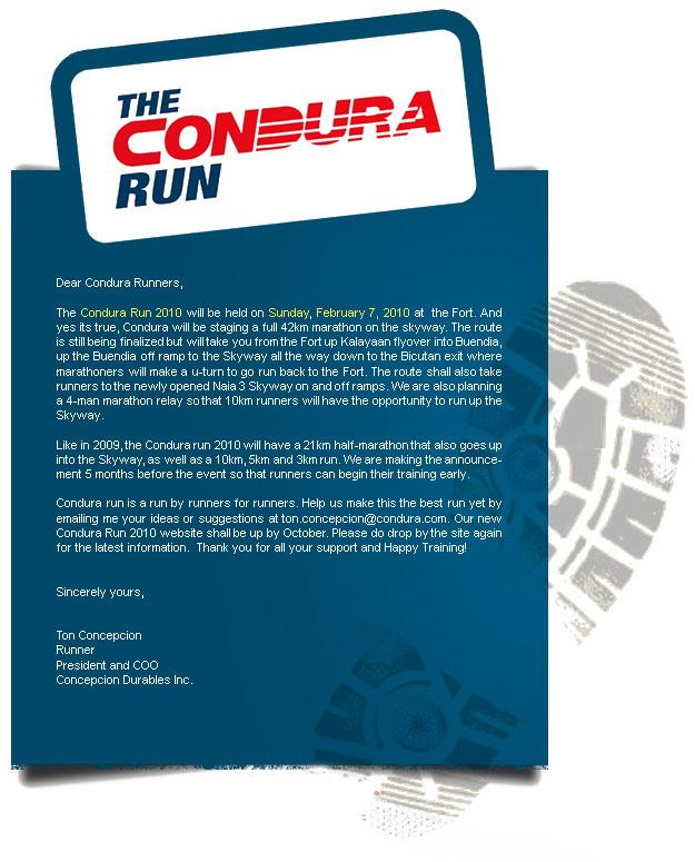 condurarun2009