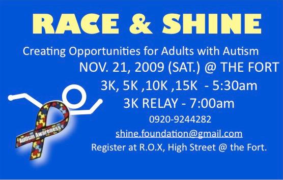 Race and Shine 2009