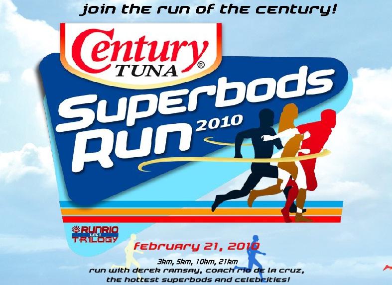 Century Tuna Fun Run 2010 Race Results